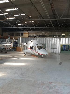 1986 Bell 222B Helicopter
