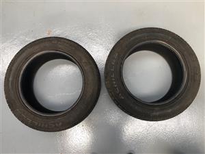 Achilles Tyres 225/55/16ZR