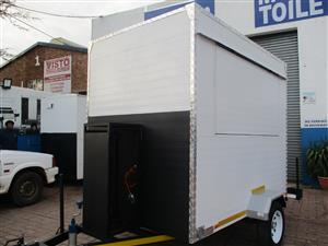2.5M Mobile Bar Trailer