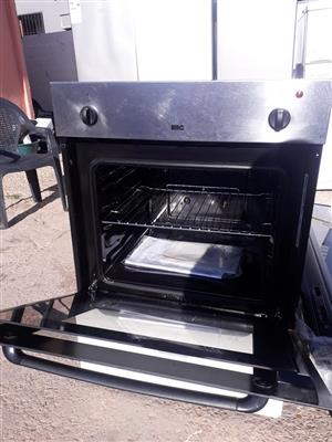 Oven(KIC),whirlpool 4plate glass hob plus brand new extractor fan
