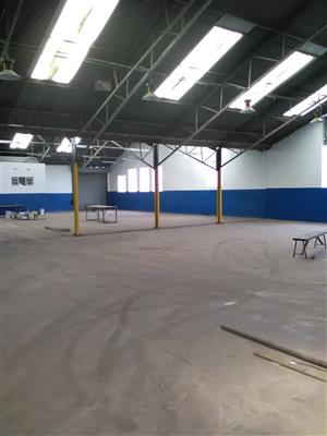 14 000m2 industrial complex for sale in Johannesburg South