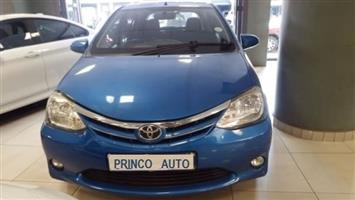 2013 Toyota Etios hatch 1.5 Sprint