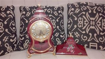 Antique swiss clock for sale