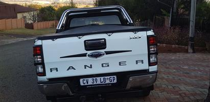 2013 Ford Ranger double cab RANGER 3.2TDCi XLT 4X4 P/U D/C
