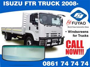 Brand new windscreen for sale for Isuzu FTR Truck 2008- #430026