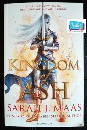 Sarah J. Maas Kingdom of Ash