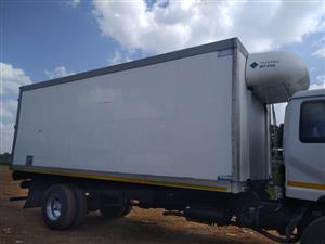 *Transfrig Refrigerated Truck Body