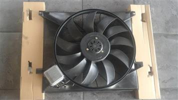 MERCEDES BENZ ML W163 ELECTRIC FAN FOR SALE