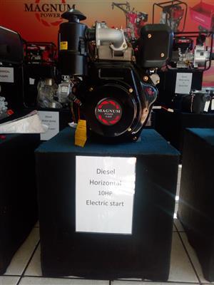 Magnum 188FE/10 HP Diesel Engine Electric Start Price incl Vat