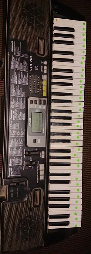 Casio CTK-710 keybord