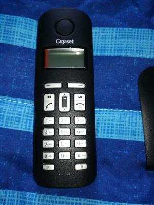Cordless phone gigaset AL14H
