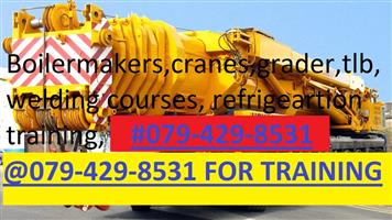 WE DO CERTIFICATE RENEWALS.  HEALTH AND SAFETY  DRILLING RIG training. CONTACT US ON : 0780755176