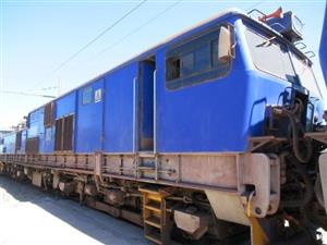 Transnet Freight Rail Sale 139: Electrical Locomotives And Wagons