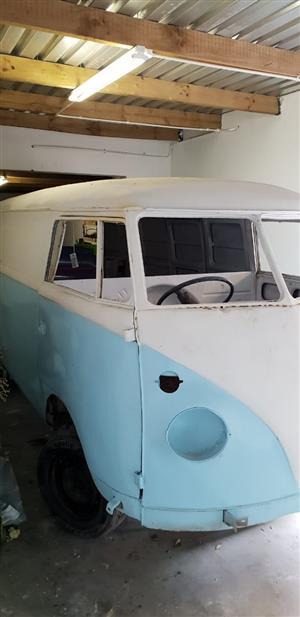 1967 VW Volkiesbus
