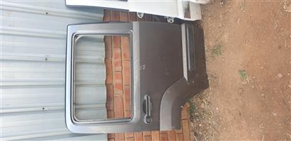 Jeep Cherokee KK Rear Doors