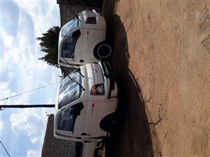 Bakkie and truck for hire with good driver
