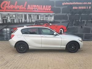 2015 BMW 1 Series 118i 5 door auto