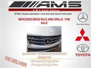 MERCEDES BENZ ML63 AMG GRILLE FOR SALE