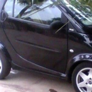 2002 Smart Fortwo fortwo 1.0 coupe mhd pulse
