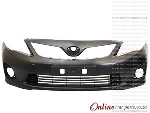 Toyota Corolla Quest 2010-2014 Front Bumper With Fog Light Holes