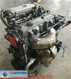Imported used MAZDA 626 GT/MAZDA MX-6 GT 2.2L 12V EFI FWD,12V engine Complete