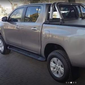 2016 Toyota Hilux 2.8GD 6 double cab 4x4 Raider auto