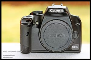 Canon EOS 1000D - Body Only
