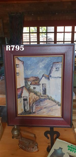 Original Haydee Brogan Painting (650x805)