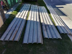 Polycarb Roofsheets for sale