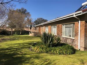 Stunning 4 bedroom home in Winburg, Freestate for sale