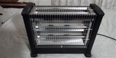Dixon 3 Bar Space Heater