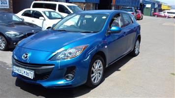 2013 Mazda 3 Mazda 1.6 Active