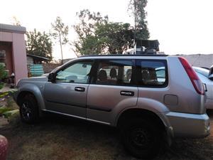 2007 Nissan X-Trail 2.0