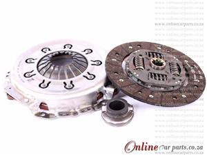 Mahindra Scorpio Boler0 LDV 2.5 TDI 2.6 TDI 2004- w/Flat Face R/Bearing 240mm 10 Splines Clutch Kit