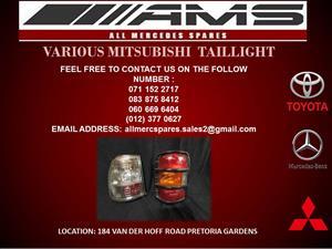 MITSUBISHI TAIL LIGHT FOR SALE