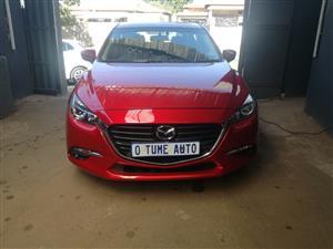 2017 Mazda 3 Mazda 1.6 Dynamic