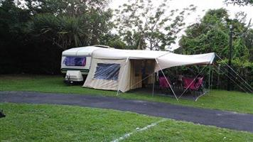 Gypsy 4`s Full Tent, Rally Tent
