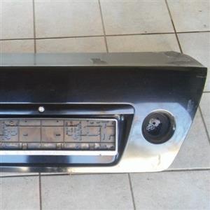 Lexus IS200 Bootlid