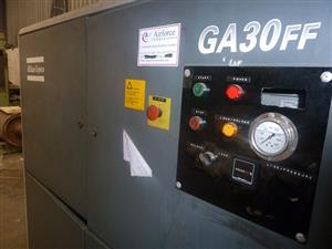Atlas Copco GA30TT Compressor - ON AUCTION