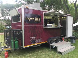Food Trailer / Mobile Kitchen FOR SALE