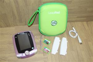 LeapPad Leapfrog 2 learning console for kids