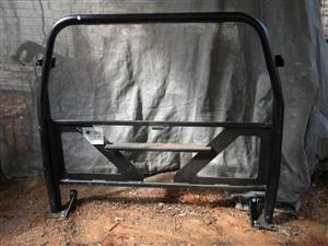 Roll-bar for LWB Ford