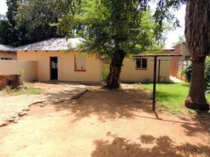 3 Bedroom house in Pta-North NO DEPOSIT NEEDED