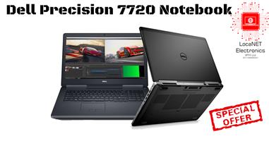 Dell Precision 7720 gaming Notebook