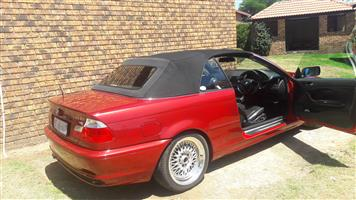 2004 BMW 3 Series 330i convertible