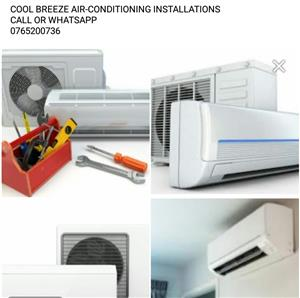 COOL BREEZE AIR-CONDITIONING