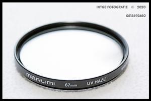 67mm - MARUMI UV Haze Filter