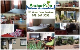 Bachelors Accommodation Furnished Room - Board & Lodge in Germiston