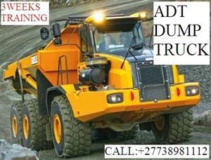Training for mining & Construction Truck Operators