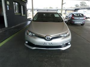 2018 Toyota Auris 1.6 XR